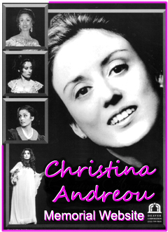 Christina Andreou Deaver Memorial Website, Download Free Music!